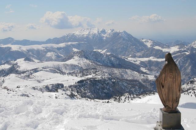 Skiareál San Colombano