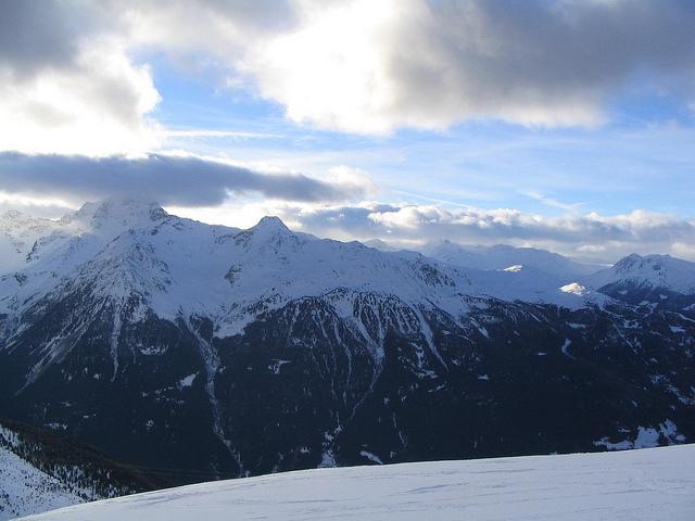 Bormio a lyžování